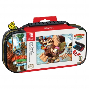 Traveler Deluxe Travel Case Nintendo Switch Donkey Kong