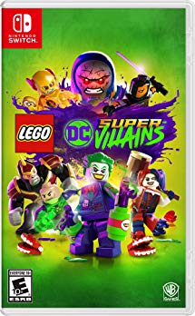 Lego Dc Super-Villans Nintendo Switch