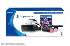PlayStation VR - Worlds Bundle