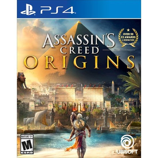 Assassins Creed: Origins - Standard Edition - PlayStation 4