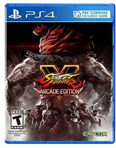 Street Fighter V: Arcade - PlayStation 4 Complete Edition
