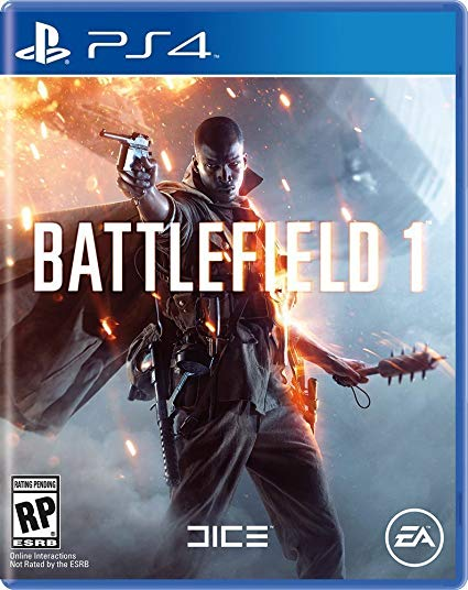 Battlefield 1 - PlayStation 4 - Standard Edition