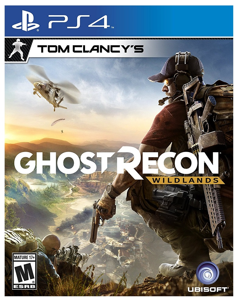 Tom Clancys Ghost Recon Wildlands - PlayStation 4 - Standard Edition