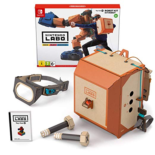 Nintendo Labo - Robot Kit - Nintendo Switch - Standard Edition